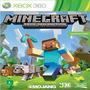 Minecraft Xbox 360 Português