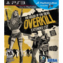 The House Of Dead Overkill Extended Cut - Ps3 - Midia Fisica