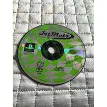 Jogo Original Ps1 Jet Moto