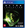 Alien: Isolation - Nostromo Edition - Ps4 - S. G.