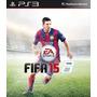 Ea Sports Fifa Soccer 15 Português Brasil Pt Br - Ps3 Cdr