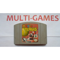 Mario Tennis 64 Original Para Nintendo 64