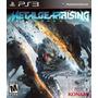 Metal Gear Rising Revengeance Portugues Ps3 Original Lacrado