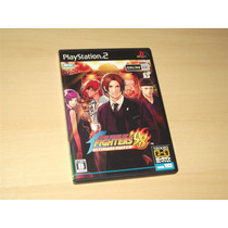 Ps2 - The King Of Fighters 98 Ultimate Match (japonês)