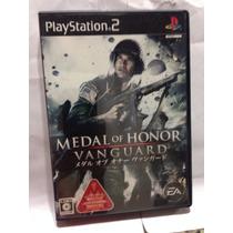 Cd De Play 2 Original Medal Of Hornor Vanguard