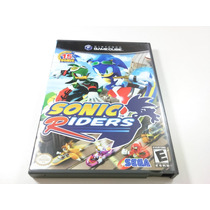 Jogo Gamecube - Sonic Riders - Original,completo,veja.