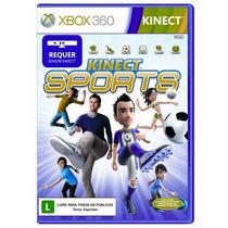 Jogo Kinect Sports Para Xbox 360 (x360) - Microsoft Studios