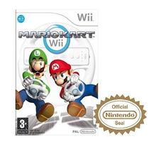 Jogo Mario Kart Wii 100% Original Nintendo Novo Lacrado