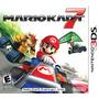 Mario Kart 7 Nintendo 3ds Novo Lacrado Pronta Entrega