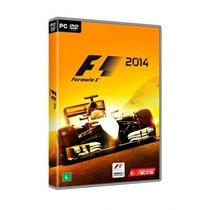 Jogo Novo Lacrado Fórmula 1 F1 2014 Para Pc Computador