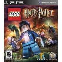 Lego Harry Potter Ps3 Codigo Psn! Envio Imediato