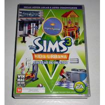 The Sims 3 Vida Urbana | Simulação | Jogo Pc | Original