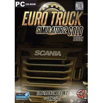 Euro Truck Simulator 2 + 18 Wheels Of Steel Haulin + Brinde!
