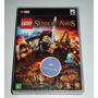 Lego O Senhor Dos Anéis | Aventura | Jogo Pc | Original