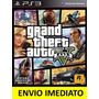 Jogo Psn Gta V Gta 5 Grand Theft Auto Ps3 Digital Português