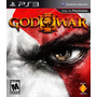 God Of War 3 - Jogo Exclusivo Playstation 3 Gow Iii Ps3
