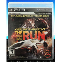 Jogo Need For Speed The Run Play 3 (original)