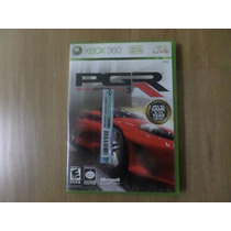 Jogo Xbox 360 - Pgr3 - Project Gotham Racing 3 - Original