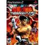 Tekken 5 Ps2 Patch - Promoção!!!