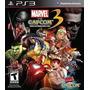 Marvel Vs Capcom 3 Fate Of Two Worlds Ps3 Usado