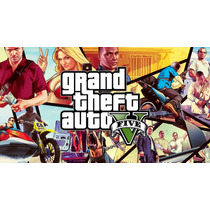 Gta V Pc Original- Steam - Envio Imediato
