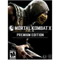 Mortal Kombat X Edition Premium Steam Ingles - Digital / Pc