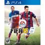 Fifa 15 Ps4 Primaria (codigo Psn) Rafa Gamer!