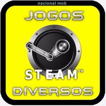 Jogos Standard - Pc - Steam - Na Sorte - Aleatório - Loteria
