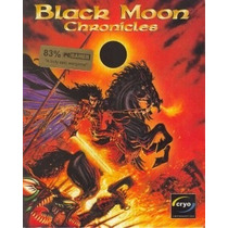 Game-pc Cd-rom- Black Moon- Contos E Magias- Frete Gratis
