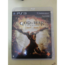 God Of War (todos) 1,2,3,ascension Ps3