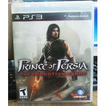 Jogo Prince Of Persia The Forgotten Sands Play 3 (original)