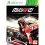 Jogo Novo Lacrado Da Bandai Moto Gp 14 Para Xbox 360