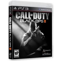 Jogo Ps3 Call Of Duty Black Ops Ii (novo Lacrado)