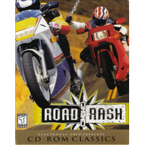 Jogo Road Rash Pc-cd