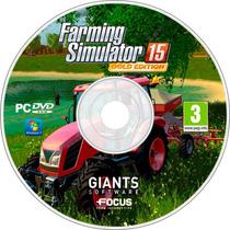 Farming Simulator 15 Gold Edition (pc)