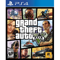 Grand Theft Auto V , Play 4 Primária , Codigo Psn !!!