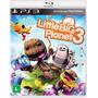 Little Big Planet 3 - Playstation 3 - S. G.
