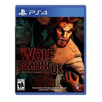 The Wolf Amoung Us Ps4 Mídia Física Blu-ray Ntsc Lacrado!!!