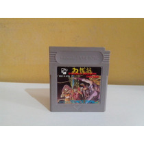 Double Dragon Para Game Boy- Gba E Gbc.