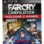 Far Cry Compilation Coletânea Com 3 Jogos Playstation 3