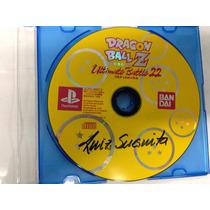 Cd Original De Play 1 Dragon Ball Z Ultimat Battle 22