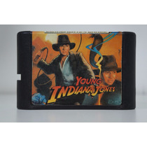 Young Indiana Jones Cartucho Mega Drive