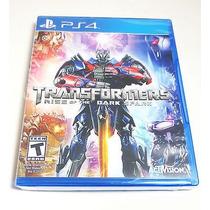 Transformers Rise Of The Dark Spark Lacrado - Frete Grátis