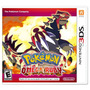 Pokemon Omega Ruby Nintendo 3ds Original Lacrado