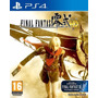 Final Fantasy Type 0 Hd - Ps4 - Primaria
