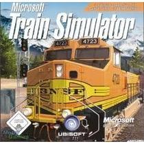 Microsoft Train Simulator Completo Com Frete Gratis