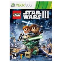 Game - Lego Star Wars Iii: The Clone Wars - Xbox 360