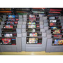 Varios Jogos Para Super Nintendo 45 Cada