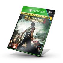 Dead Rising 3 - Xbox One - Receba Hoje