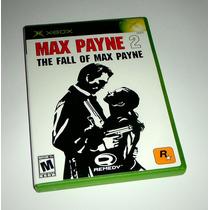 Max Payne 2: The Fall Of Max Payne Completo Xbox E Xbox 360